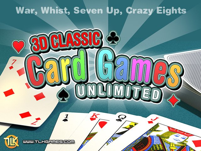 3D Classic Card Games - Click for fullscreen
