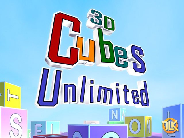 Screenshot of 3D Cubes Unlimited