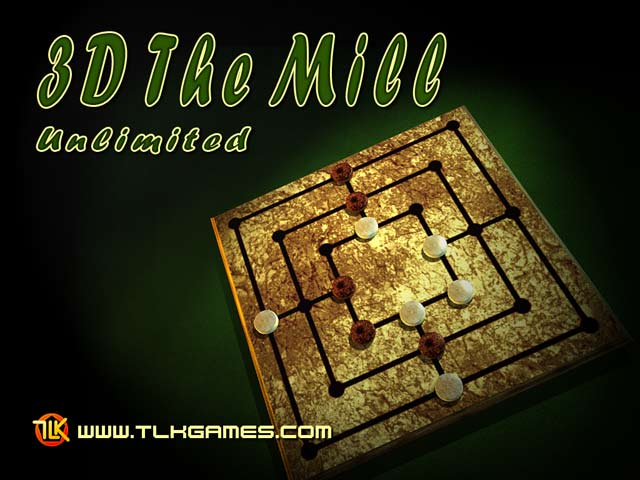 3D The Mill Unlimited screenshot