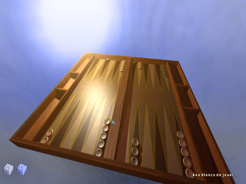 3d backgammon unlimited a stylish 3d backgammon to play on. Black Bedroom Furniture Sets. Home Design Ideas