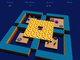 Screenshot of 3D Ball Slider
