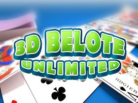 Screenshot of 3D Belote Unlimited