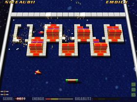 Screenshot of 3D BrickBlaster Unlimited