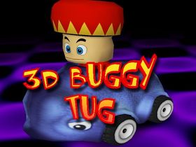 Screenshot of 3D Buggy Tug