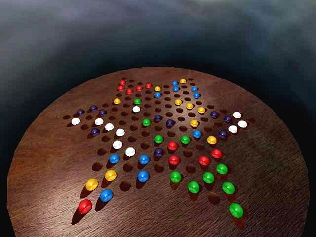 3d chinese checkers unlimited a fine chinese checkers to play on.
