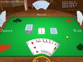 Screenshot of 3D Classic Card Games