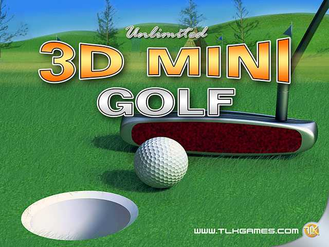 mini golf computer game