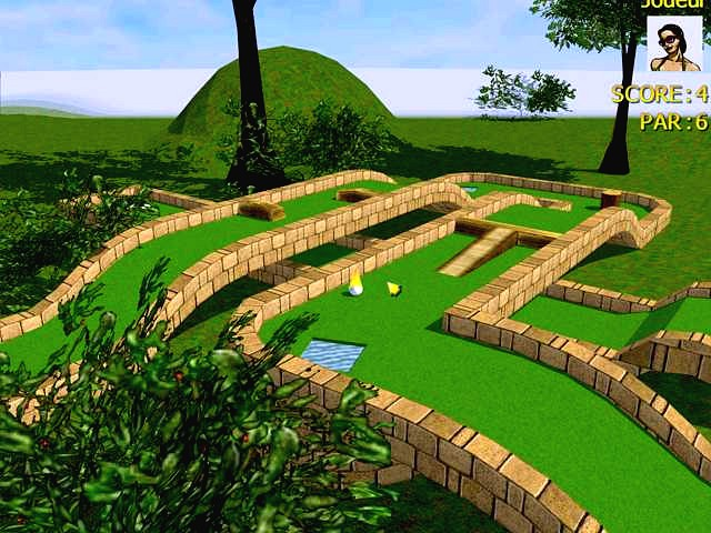 3d minigolf unlimited a stylish 3d video game of minigolf download free games free games. Black Bedroom Furniture Sets. Home Design Ideas