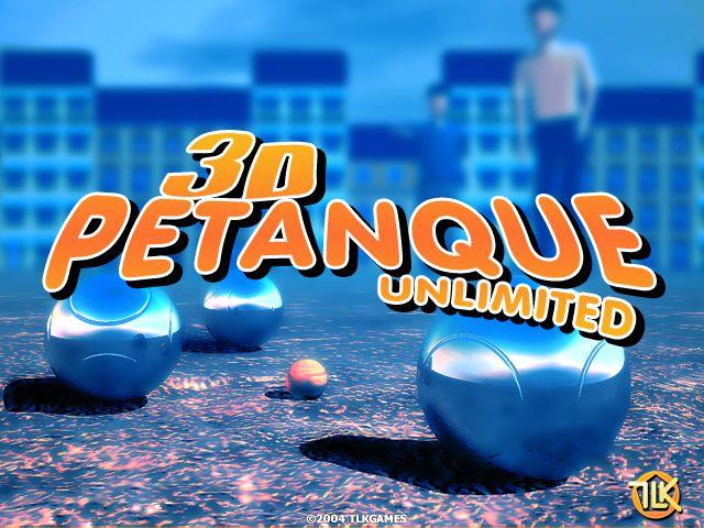 3d petanque unlimited un jeu de p tanque comme en provence for Regle du jeu petanque
