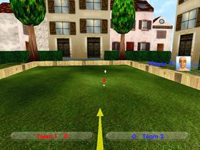 Captura de pantalla 3D Petanque Unlimited
