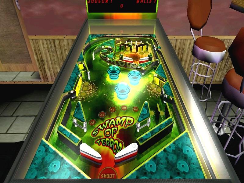 3d pinball unlimited un flipper sur pc comme dans les bars t l charger des jeux gratuits. Black Bedroom Furniture Sets. Home Design Ideas