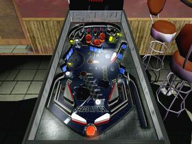 Capture d'écran de 3D Pinball Unlimited