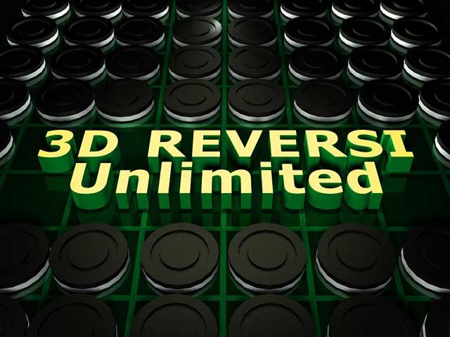 3D Reversi Unlimited