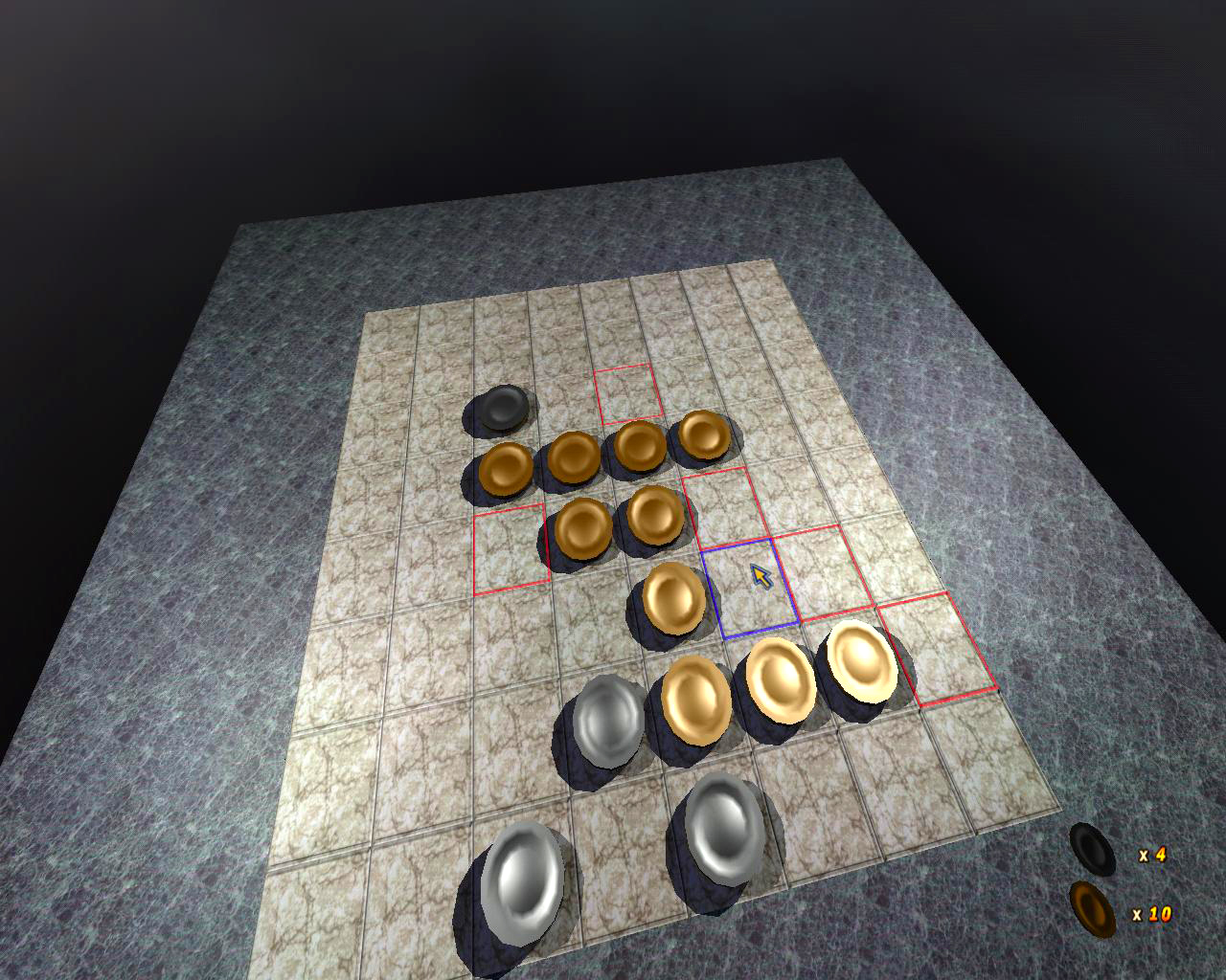 3d reversi unlimited impose your invasion strategy in 3d