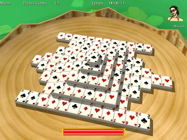 3d shangai mahjong unlimited un grand jeu de solitaire pour tous t l charger des jeux. Black Bedroom Furniture Sets. Home Design Ideas