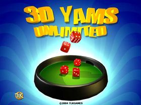 Screenshot of 3D Yams Unlimited