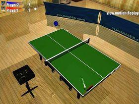 3drt pingpong a pc table tennis game intuitive and - Choisir raquette tennis de table ...