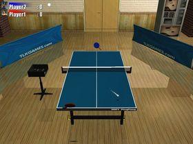 Screenshot of 3DRT PingPong
