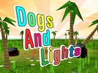 Dogs And Lights